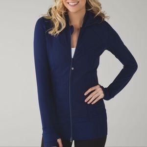 ⭐️Lululemon Daily Practice Jacket Blue size 4⭐️